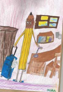 """Quando si scrive """"valigia"""" i bambini immaginano un trolley"""