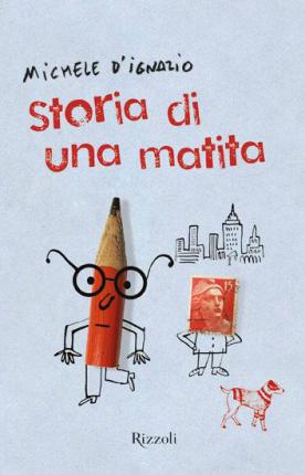 Storia di una matita (copertina)