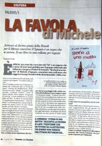 Storia di una matita su CorriereDellaCalabria_Pagina_1