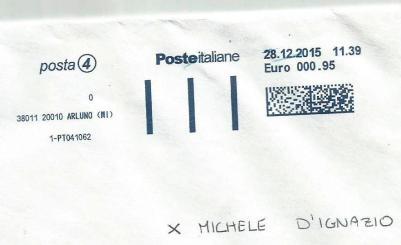 Lettera di Serena