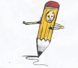Michele D'Ignazio_Storia di una matita