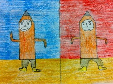 Storia di una matita 3