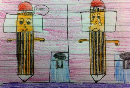 Storia di una matita 9