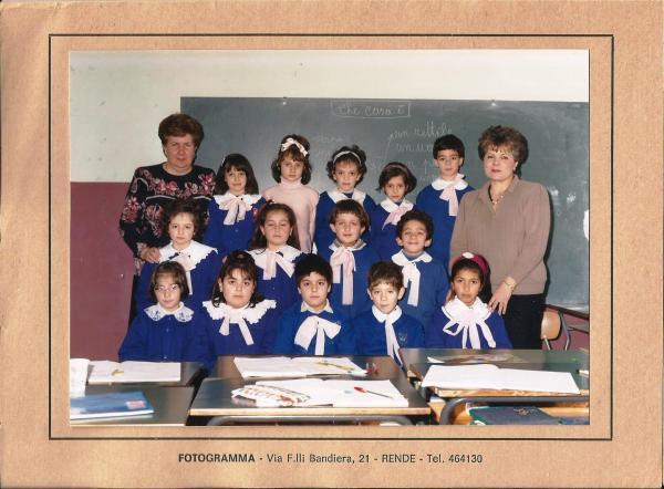 Foto di Classe_ 2a elementare (1991)