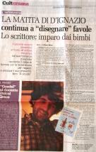Storia di una Matita su Il Garantista della Calabria