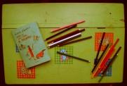 Storia di una matita. A scuola