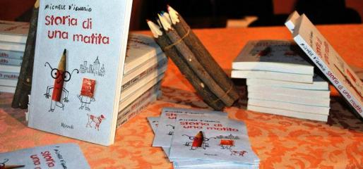 Storia di una matita e le mitiche matite in legno grezzo
