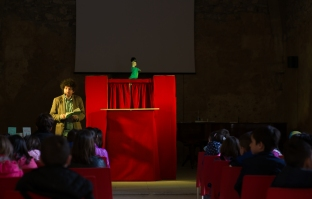 Spettacolo Storia di una matita (Michele D'Ignazio)
