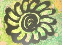 1. Fiore (disegno bambina)